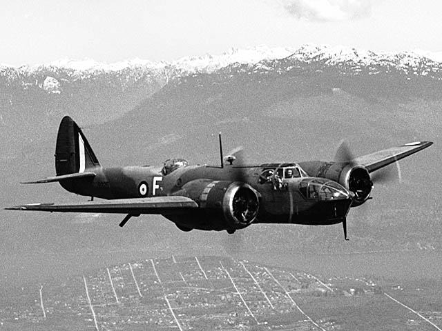 Bristol Bolingstoke Aircraft