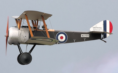Sopwith Pup Replica The Canadian Museum Of Flight